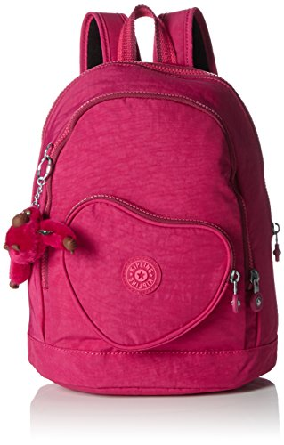 Kipling - HEART BACKPACK - Mochila para niños - Cherry Pink Mix - (Rosa)