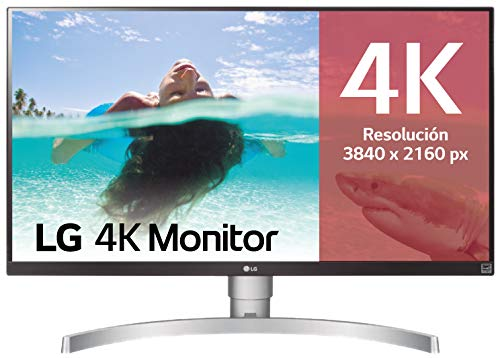 LG 27UK650-W - Monitor 4K UHD de 68