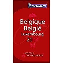 Belgique België Luxembourg : Hotels & restaurants