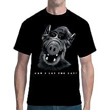 Im-Shirt - A.L.F. - Hunger auf Katze cooles unisex Fun Shirt - verschiedene Farben