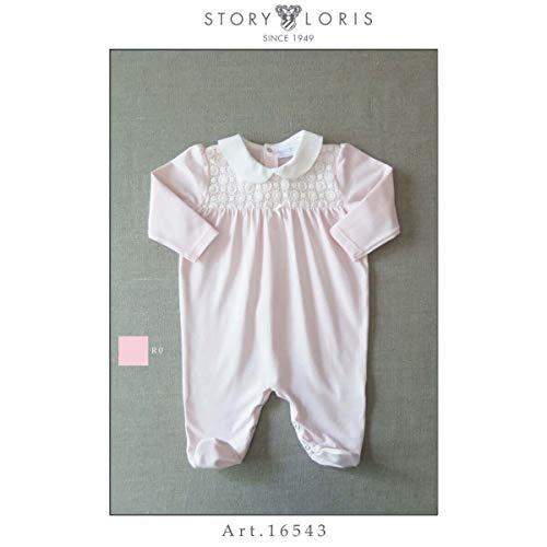 La Perla-Pyjama rosa Gr. 6 Monate, Rosa - Rose pâle