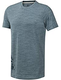 hot sale online 63c0e 7d3aa Reebok Te Marble Group Tee T- T-Shirt Homme