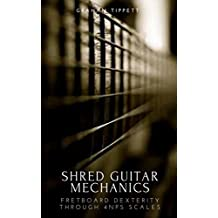 Shred Guitar Mechanics: Fretboard Dexterity Through 4NPS Scales