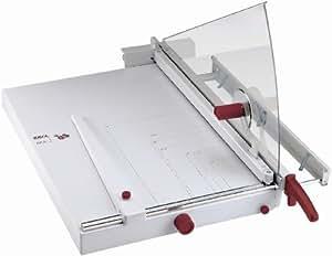 IDEAL 1071 Cisaille professionnelle A2 A3 A4 A5 A6 40 feuilles 70g/m2
