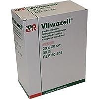 VLIWAZELL Saugkompressen 20x20 cm steril 30 St Kompressen preisvergleich bei billige-tabletten.eu