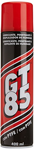 Lubricante multiusos para bicicletas - GT85 - Spray 400ml