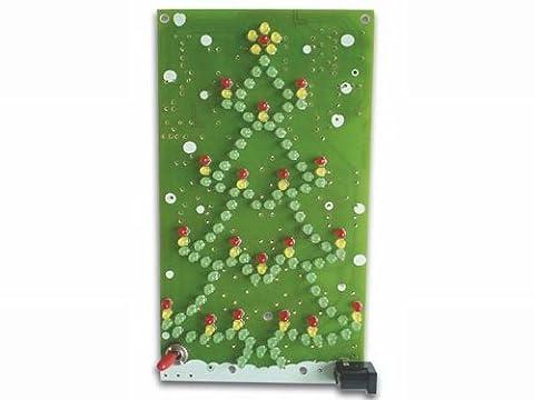 Velleman Weihnachtsbaum groß MMK117 (FERTIGGERÄT)