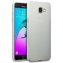 2016 Galaxy A5 Case, Terrapin Étui Coque en Gel TPU pour Samsung Galaxy A5 2016 Coque - Clear