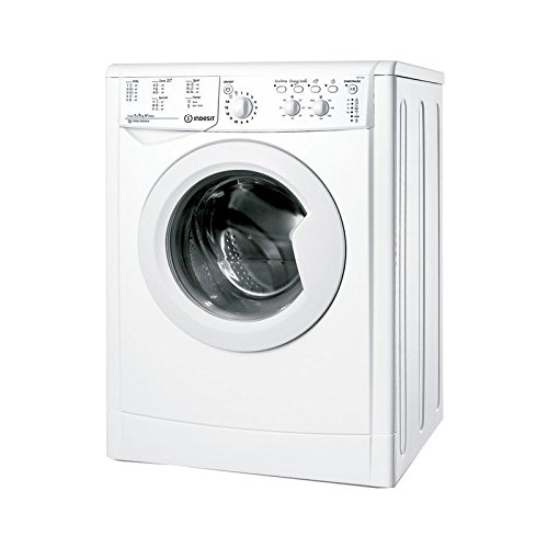 Indesit - Lavatrice a Carica Frontale IWC71253ECOEUM 7 kg Classe...