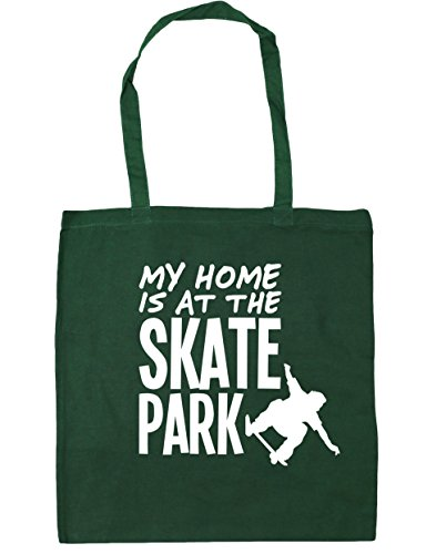 hippowarehouse-my-home-is-at-the-skate-park-tote-shopping-gym-beach-bag-42cm-x38cm-10-litres