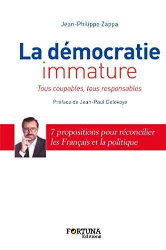 La démocratie immature