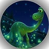 Fondant Tortenaufleger Tortenbild Geburtstag The Good Dinosaurier T1