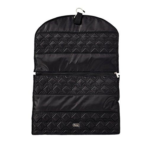 Lug Organizador de bolso RC FLAPPER-MIDNIGHT BLACK Negro Lug