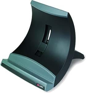 3m rehausseur pour ordinateur portable noir fournitures de bureau. Black Bedroom Furniture Sets. Home Design Ideas