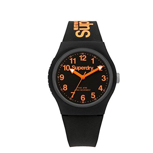 Superdry Unisex-Armbanduhr SYG164B