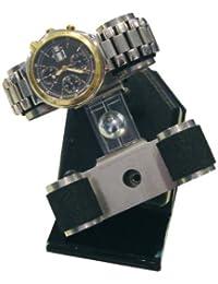 Uhrenzubehör 21615 - Caja para 2 relojes automáticos
