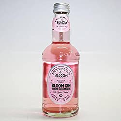 Fentimans & Bloom Botanically Blended Gin & Rose Lemonade (Pack Of 12)