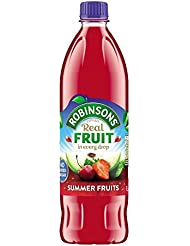 Robinsons Summer Fruit Squash, 1 L
