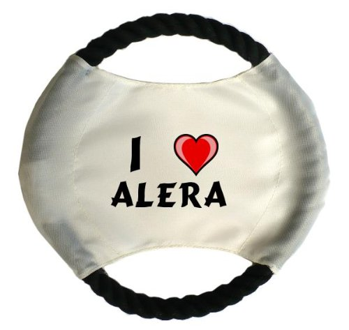 personalised-dog-frisbee-with-name-alera-first-name-surname-nickname