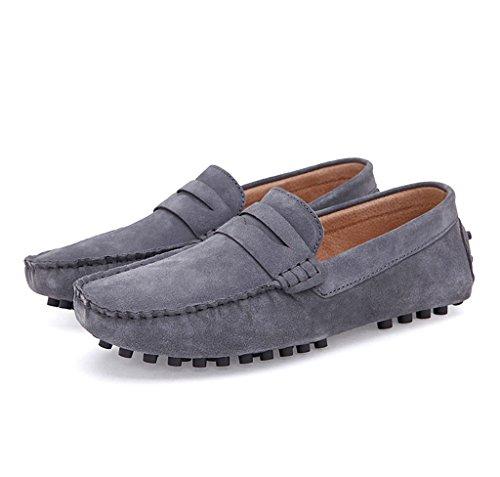 Meijili - Sandali  uomo Grey
