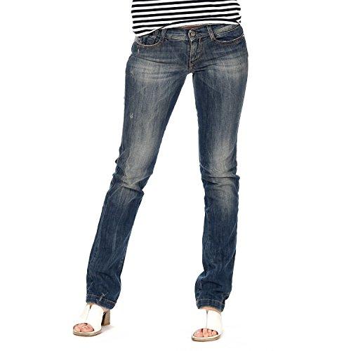 Miss Sixty Damenjeans, Hüftjeans Magic Push up Slim Jeans DL0859...