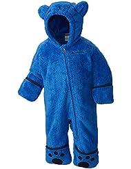Columbia Foxy Baby II Bunting - Mono polar para niño, color azul, talla 6-12 meses