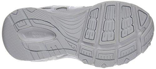New Balance Unisex Baby 680 Sneaker Weiß (White/white)