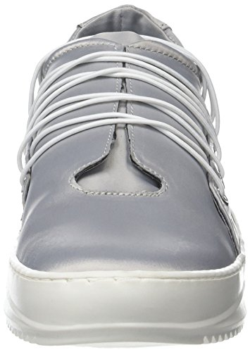 Bronx Damen Bx 1471 Bspacex Sneaker Grau (grigio 08)