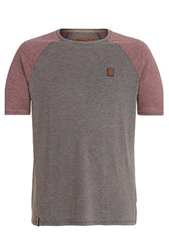 Herren T-Shirt Naketano The Kumite II T-Shirt