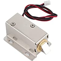 Solenoide de marco abierto de CC de 12 V pequeño profesional para cerradura de puerta eléctrica con bajo consumo de energía Estabilidad