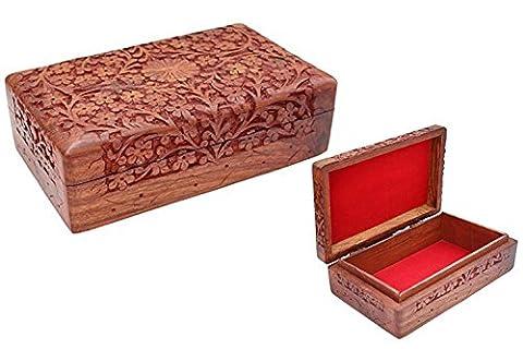 Dank Gib Geschenk für deine Geliebten, Handarbeit aus Holz geschnitzten