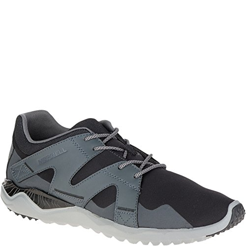 Merrell 1six8 Lace M, Sneaker Uomo Schwarz