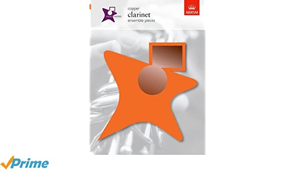 Music Medals Copper Clarinet Ensemble Pieces ABRSM Music Medals