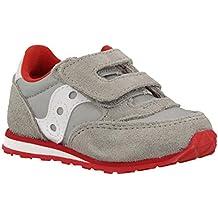 SAUCONY ST56368 JAZZ HL azules zapatos del bebé rasgan, Blu, 21