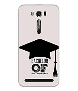 PrintVisa Designer Back Case Cover for Asus Zenfone 2 Laser ZE500KL (Bachelor of physiotherapy )