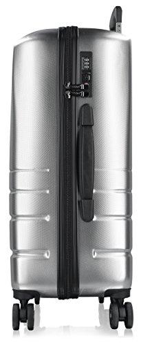 Titan Ready 2.0 4-Rollen Trolley 65 cm mit Doppelrollen -