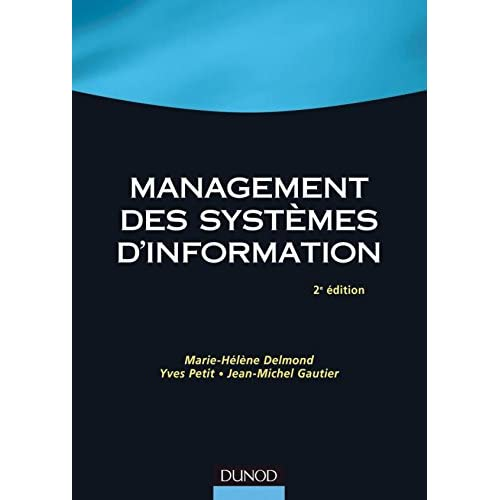 Management des systèmes d'information - 2ème édition
