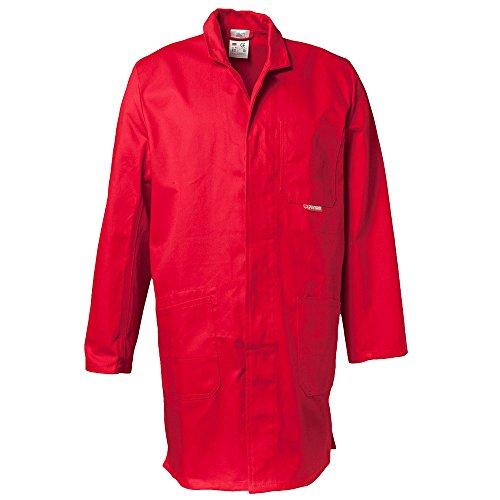 Planam Berufsmantel BW 290, Größe 29, mittelrot, 136029 (Bereich 29-shirt)