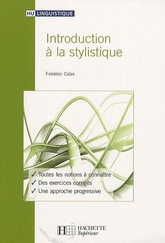 Introduction  la stylistique