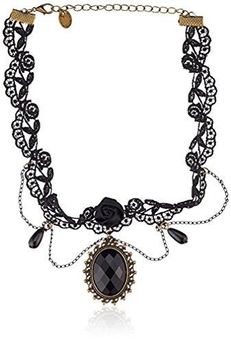 EROSPA® Gothic-Collier - Halsband - Damen/Frauen - -