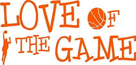 Basketball Love Of The Game Picture Art - Living Room