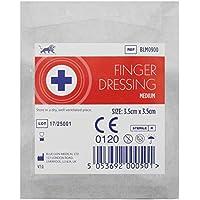 Blue Lion CE Selbstklebende Erste-Hilfe-Bandage, 3,5 cm, 50 Stück preisvergleich bei billige-tabletten.eu
