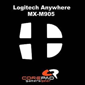 Corepad Mausfüße Skatez Pro 27 Logitech Anywhere MX-M905