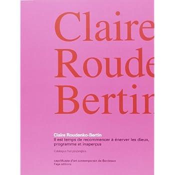Claire Roude-Bertin