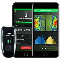 Playertek: Suivi GPS Portable de pour Football avec iOS et Android App pour Suivre et améliorer Votre Jeu