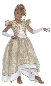 Framboise et Compagnie - 59296 - Déguisement -Princesse Bal des Cygnes 5-7 ans [Emballage « Déballer sans s'énerver par Amazon »]