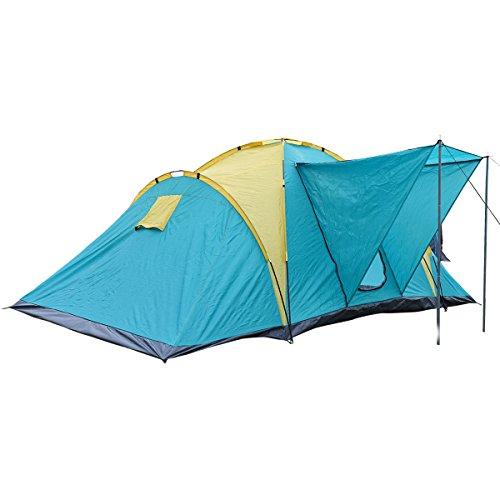 Tienda-de-campaa-para-Grupos-Familia-4-6-personas-impermeable-Montaa-campamento-camping