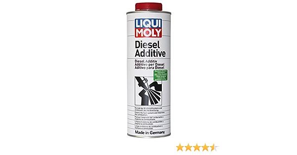 Liqui Moly 2511 Diesel Additive Auto