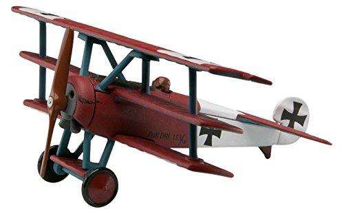 Image of Mod.Corgi Fokker Dr1WWI Centenary 1/120Corgi cs90612