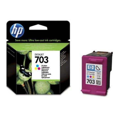 HP CD888AA 703 Inkjet / getto d'inchiostro Cartuccia originale